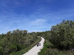 Ruta de la Plata Greenway (Casas del...