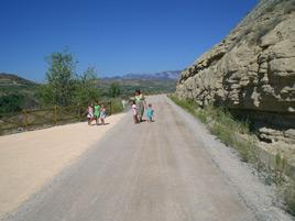 El Cortijo Greenway