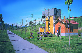 Ferro i del Carbó Greenway