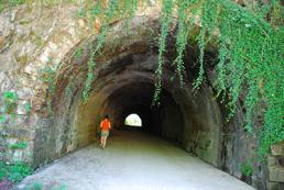 The Montes de Hierro Greenway