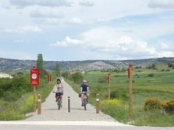 FC. Santander-Mediterranean Greenway...
