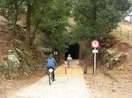 Sierra Norte de Sevilla Greenway