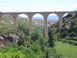 Ojos Negros Greenway - Teruel section