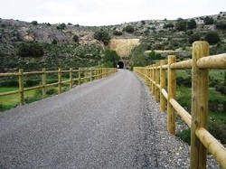 FC. Santand. Mediterranean.Greenway (Calatayud.section)