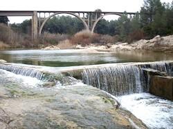 Val del Zafán Greenway - Teruel section