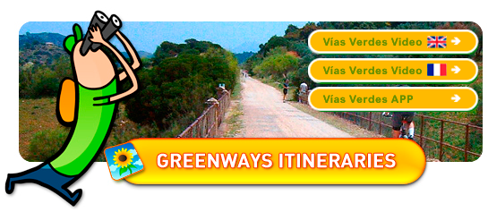 Green-Ways Itineraries