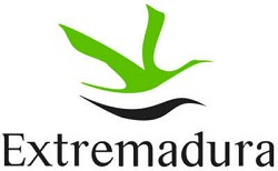 Logo patrocinador de la Vïa Verde  V.V. de Monfragüe
