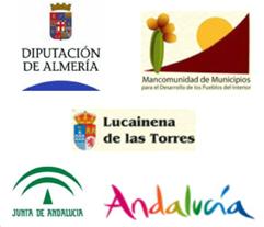 Logo patrocinador de la Vïa Verde  V.V. de Lucainena de las Torres