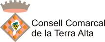 Logo patrocinador de la Vïa Verde  V.V. del Val de Zafán - Terra Alta